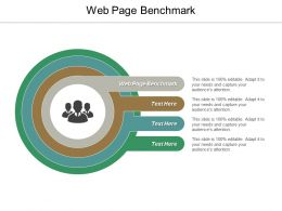 Web Page Benchmark Ppt Powerpoint Presentation Backgrounds Cpb