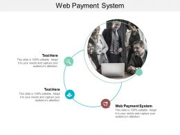 Web Payment System Ppt Powerpoint Presentation Inspiration Professional Cpb