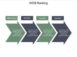 Web Ranking Ppt Powerpoint Presentation Ideas Summary Cpb