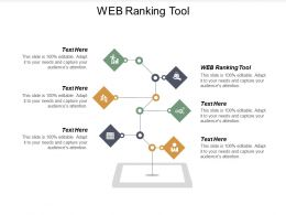 Web Ranking Tool Ppt Powerpoint Presentation Ideas Styles Cpb