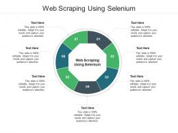 Web Scraping Using Selenium Ppt Powerpoint Presentation Slides Visual Aids Cpb