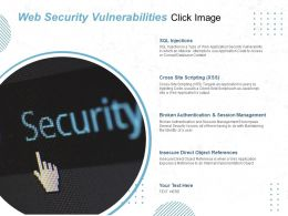 Web Security Vulnerabilities Click Image