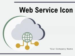 Web Service Icon Service Business Virtualization Development Ecommerce