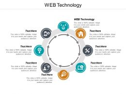 Web Technology Ppt Powerpoint Presentation Styles Show Cpb