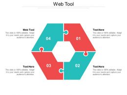 Web Tool Ppt Powerpoint Presentation Gallery Shapes Cpb