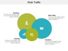 Web Traffic Ppt Powerpoint Presentation Inspiration Show Cpb