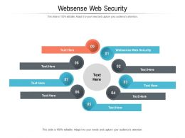 Websense Web Security Ppt Powerpoint Presentation Ideas Slide Download Cpb
