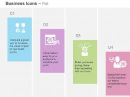 Website Business Settings Statistics Ppt Icons Graphics