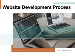 Website Development Process Planning Business Services Professional Strategy
