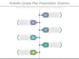 Website Update Plan Presentation Graphics