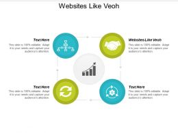 Websites Like Veoh Ppt Powerpoint Presentation Infographic Template Demonstration Cpb