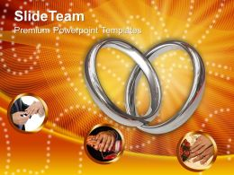 Wedding Rings Youth Powerpoint Templates Ppt Themes And Graphics 0113