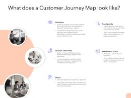 What Does A Customer Journey Map Look Like Ppt Powerpoint Presentation Model Ideas