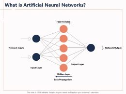 What Is Artificial Neural Networks Feed Back Ppt Powerpoint Presentation Slide Portrait