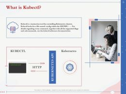 What Is Kubectl Reference Documentation Ppt Powerpoint Presentation Templates
