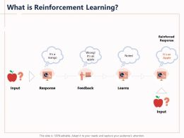 What Is Reinforcement Learning Noted Powerpoint Presentation Format