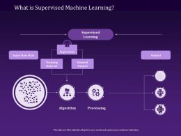 What Is Supervised Machine Learning Data Set Powerpoint Presentation Show