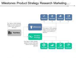 What Milestones Product Strategy Research Marketing Sales Call Plan Cpb