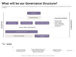 What Will Be Our Governance Structure Anglo Here Ppt Powerpoint Presentation Model Smartart