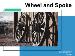 Wheel And Spoke Product Introduction Maturity Increasing Business Process Goals Recruitment