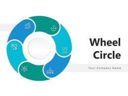 Wheel Circle Business Process Planning Development Strategic