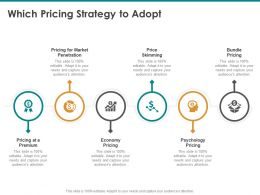 Which Pricing Strategy To Adopt Penetration Ppt Powerpoint Presentation Styles