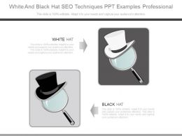 white_and_black_hat_seo_techniques_ppt_examples_professional_Slide01