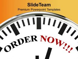 white_clock_with_word_order_now_powerpoint_templates_ppt_themes_and_graphics_0313_Slide01