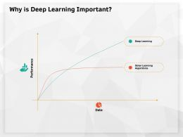 Why Is Deep Learning Important Performance M639 Ppt Powerpoint Presentation Styles Outfit