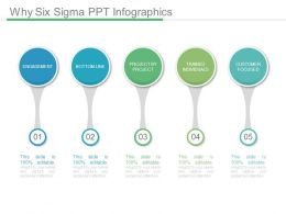 Why Six Sigma Ppt Infographics