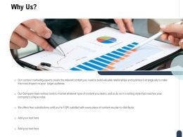 Why Us Business Ppt Powerpoint Presentation Gallery Slide Download