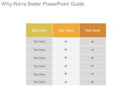Why Were Better Powerpoint Guide