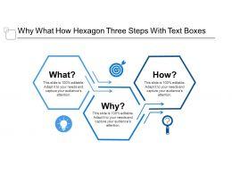 14541033 Style Cluster Hexagonal 3 Piece Powerpoint Presentation Diagram Infographic Slide