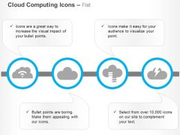 Wifi Cloud Technology Data Transfer Power Ppt Icons Graphics