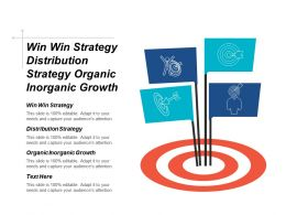 Win Win Strategy Distribution Strategy Organic Inorganic Growth Cpb