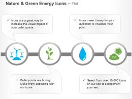 Wind Energy Bioenergy Hydroelectricity Solar Energy Ppt Icons Graphics