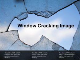 Window Cracking Image