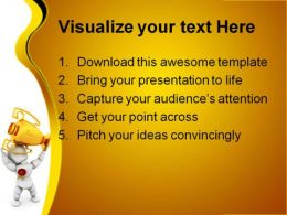 Winner Business PowerPoint Templates And PowerPoint Backgrounds 0211  Presentation Themes and Graphics Slide02