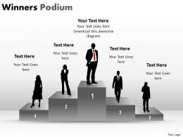 Winners Podium PPT 17
