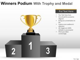 winners_podium_with_trophy_powerpoint_presentation_slides_Slide01