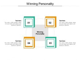 Winning Personality Ppt Powerpoint Presentation File Microsoft Cpb