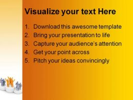 Winning Team Competition PowerPoint Template 0810  Presentation Themes and Graphics Slide02