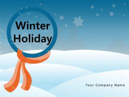 Winter Holiday Equipment Beverage Season Decorations Household Fireplace