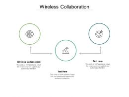 Wireless Collaboration Ppt Powerpoint Presentation Gallery Slide Portrait Cpb
