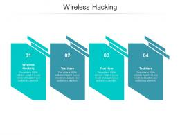 Wireless Hacking Ppt Powerpoint Presentation Model Demonstration Cpb