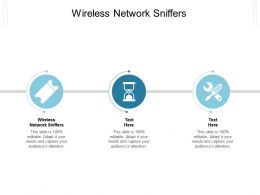 Wireless Network Sniffers Ppt Powerpoint Presentation Guide Cpb