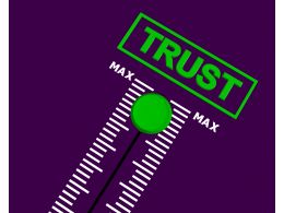 word_trust_meter_graphic_with_maximum_point_stock_photo_Slide01