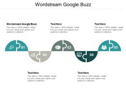 Wordstream Google Buzz Ppt Powerpoint Presentation Icon Professional Cpb
