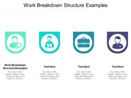 Work Breakdown Structure Examples Ppt Powerpoint Picture Cpb