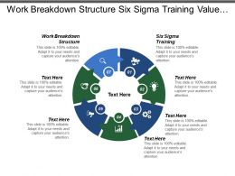 Work Breakdown Structure Six Sigma Training Value Chain Analysis Cpb